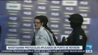 Investigan protocolos de la SSP por caso Vicente Carrillo