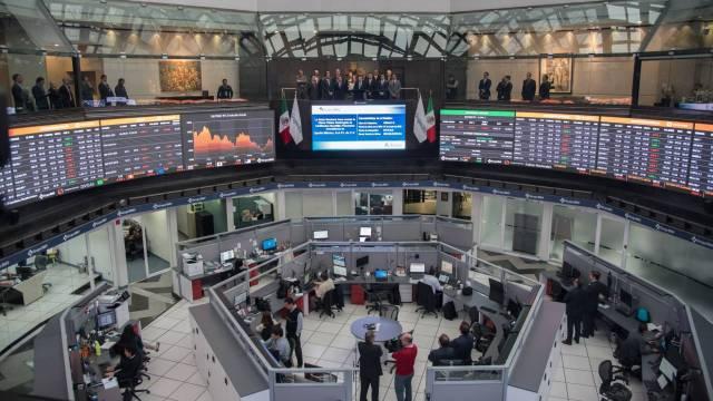 IPC de Bolsa la Mexicana avanza 0.55 por ciento en apertura