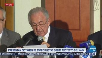 Javier Jiménez Espriú da detalles sobre el dictamen técnico