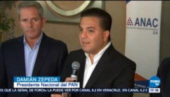 Damián Zepeda Califica Populista Consulta Ciudadana Amlo PAN Andrés Manuel López Obrador (AMLO), Nuevo Aeropuerto Internacional de México (NAIM), NAIM, Texcoco, Santa Lucia