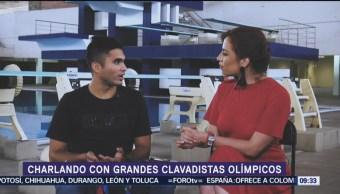 La entrevista con Paola Espinosa, Iván García y Germán Sánchez