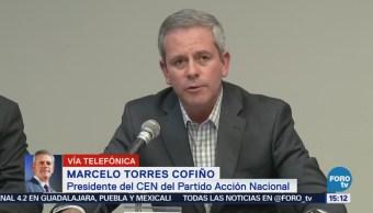 La nueva encomienda de Marcelo Torres al frente del PAN