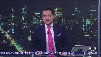 Las noticias, con Danielle Dithurbide: Programa del 2 de agosto del 2018
