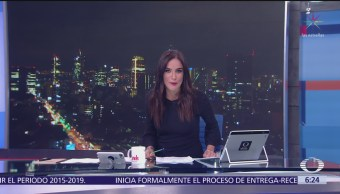 Las noticias, con Danielle Dithurbide: Programa del 21 de agosto del 2018