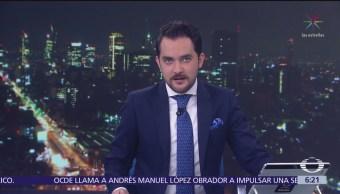 Las noticias, con Danielle Dithurbide: Programa del 8 de agosto del 2018