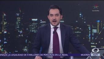 Las noticias, con Danielle Dithurbide: Programa del 9 de agosto del 2018