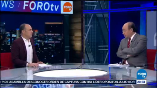 Noticias Julio Patán Programa Completo Agosto