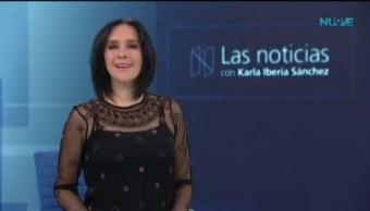 Las Noticias, con Karla Iberia: Programa del 10 de agosto de 2018