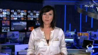 Las Noticias, con Karla Iberia Programa del 8 de agosto