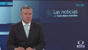 Las Noticias con Karla Iberia Programa del 23 de Agosto