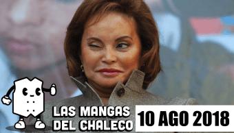 Las Mangas Del Chaleco, Elba Esther, Amlo, Pepe Meade, Sep