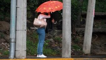 Pronostican sábadoPronostican sábado con lluvias en la CDMX