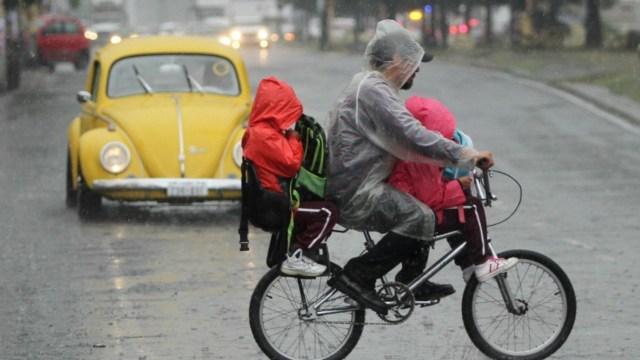 Activan alerta amarilla para toda la CDMX por lluvia y granizo