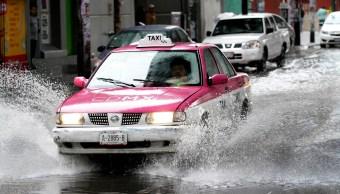 activan alerta amarilla diez delegaciones cdmx lluvias