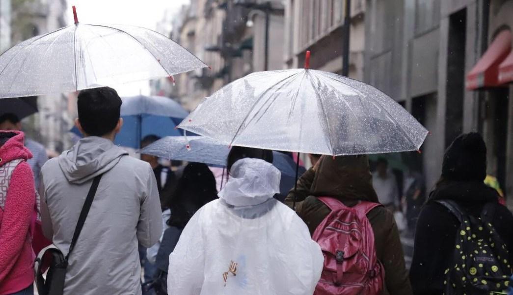 Lluvias en Valle de México estarán acompañadas de descargas eléctricas