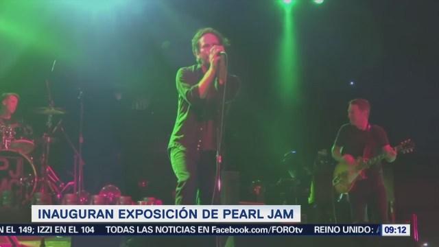 Pearl Jam tendrá exposición en museo de Seattle