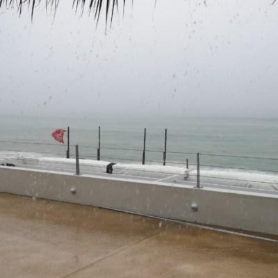 'John' se mantiene en categoría 2; amenaza a México con tormentas y trombas
