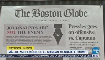 Los medios estadounidenses contra Donald Trump