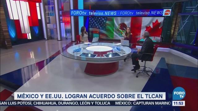 Luis Soto: Faltan conocer detalles del acuerdo comercial México-Estados Unidos