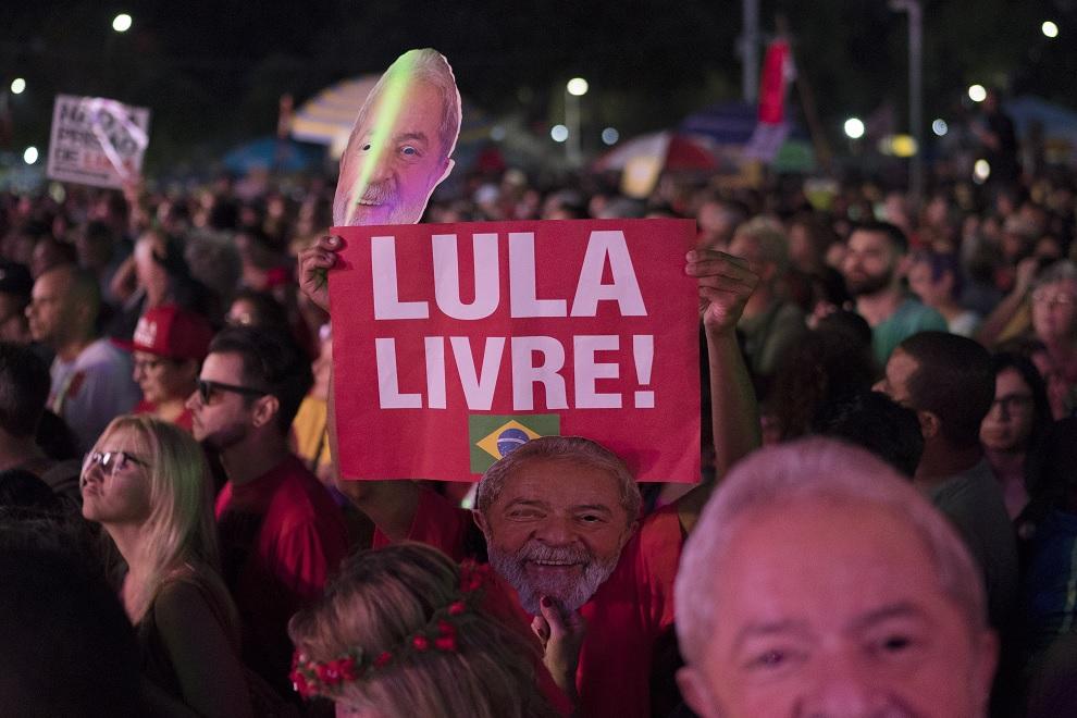 Lula no asistirá a primer debate presidencial en Brasil
