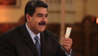 Maduro sube 35 veces valor del salario mínimo en Venezuela