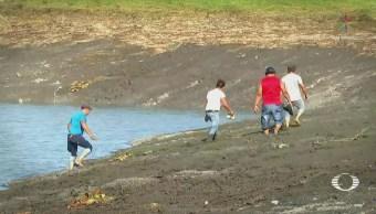 Vecinos Laguna Chakan-Bakán Sorprendidos Pérdida Agua