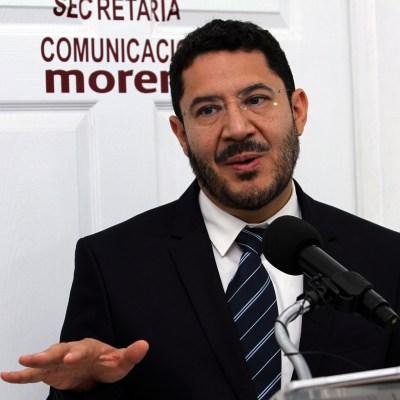 Senado responde a Martí Batres sobre bonos otorgados a funcionarios