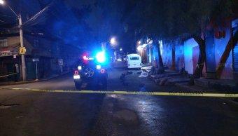 Matan a tiros a una mujer en Coyoacán