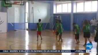 Concluye Campamento Triqui Básquetbol Cdmx Ciudad de México