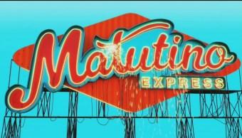 Matutino Express del 21 de agosto con Esteban Arce (Parte 1)