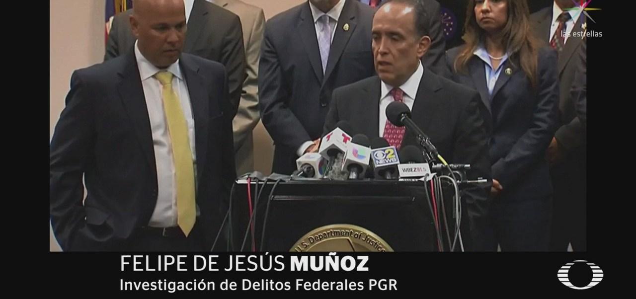 México y EU Anuncian Plan Antidrogas Ambos Países