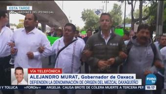 Mezcaleros Defienden Denominación Origen Alejandro Murat 500 Mil K Cuadrados