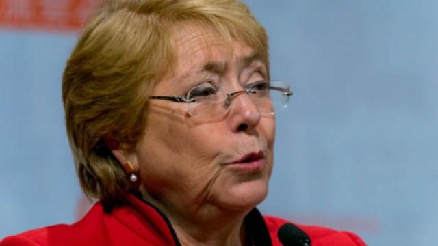 Bachelet será comisionada de Derechos Humanos de la ONU