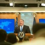Trump pide a Pompeo que no vaya a Corea del Norte