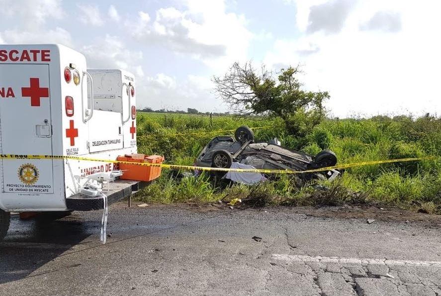 Mueren siete integrantes de una familia en accidente