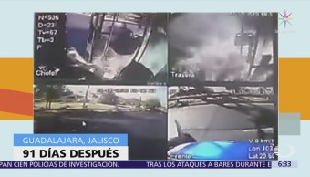 Muere madre quemada en atentado a exfiscal de Jalisco