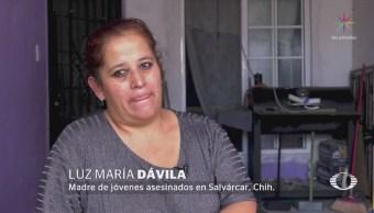 Mujer Enfrenta Amlo Muerte Hijos Chihuahua