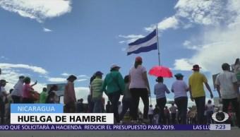 Nicaragua: Presos políticos realizan huelga de hambre