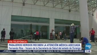 Niña herida por accidente de avión de Aeroméxico no necesitará cirugía