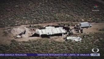 Niño en campamento clandestino era entrenado para atacar escuelas