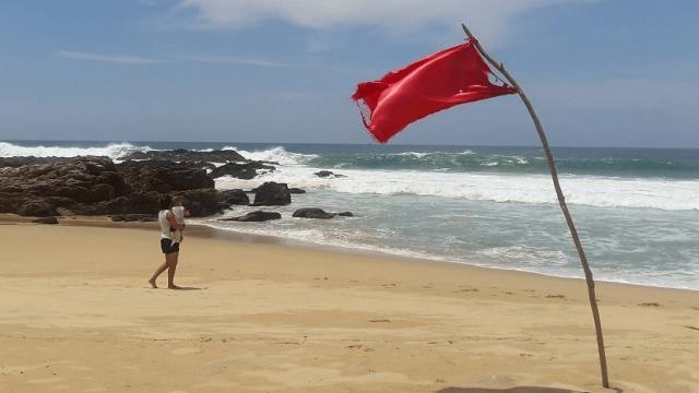 tormenta tropical ileana oleaje marejadas fuertes
