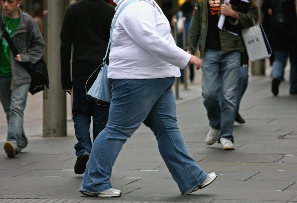 Foto: Obesidad afecta a millones de personas en el mundo