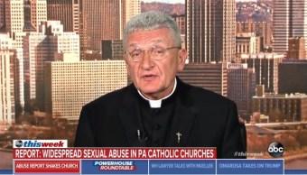 Obispo de Pittsburgh rechaza dimitir tras encubrir abusos