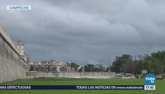 Onda Tropical Provoca Lluvias Intensas Campeche