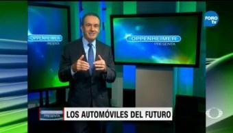 Andrés Oppenheimer automóviles que se manejan solos
