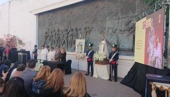 Realizan peregrinación por 800 años de la Orden de la Merced en México