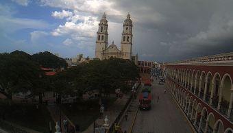 Onda tropical 28 provocará tormentas en gran parte de México