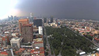 Prevén tormentas y lluvias para la Ciudad de México