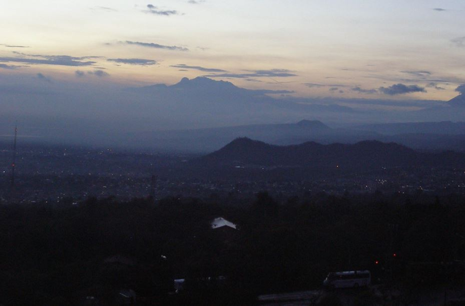 Valle de México presenta regular calidad del aire