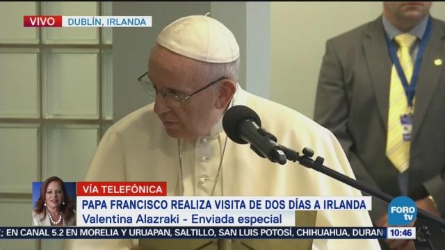 Papa Francisco Visita Irlanda Mensaje A Las Víctimas De Abuso Sexual